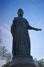 Императрица всероссийская Екатерина Вторая (памятник Севастополя)
