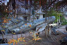 Беспилотный летательный аппарат севастопольского музея Черноморского флота