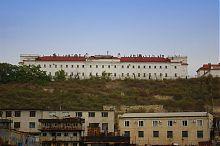 Лабораторный корпус МГУ севастопольских Лазаревских казарм