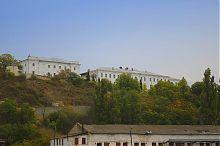 Южные корпуса Лазаревских казарм Севастополя