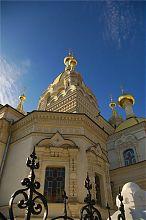 Восточный фасад севастопольского Покровского собора