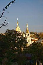 Колокольня Покровского собора в Севастополе