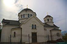 Севастопольський храм Вознесіння Господнього