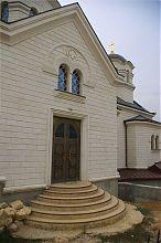 Северный вход Вознесенского храма Севастополя