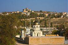 Каплиця севастопольського храму Феодосія Чернігівського