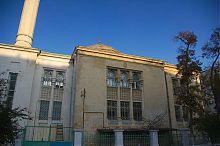Основной объем мечети в Севастополе