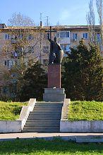 Севастопольський Пам'ятник князю Володимиру