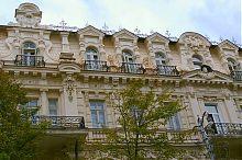 Верхний ярус здания севастопольского Художественного музея