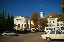Севастопольський залізничний вокзал