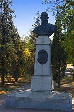 Пам'ятник Ушакову на однойменній севастопольської площі