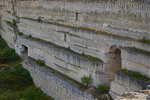 Стена Инкерманского карьера