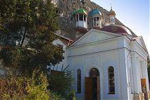 Пещерный инкерманский монастырь святого Климента