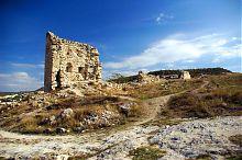 Дозорная башня №2 инкерманской крепости Каламита