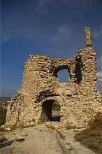 Проездная башня крепости Каламита в Инкермане