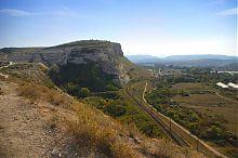 Загайтанська скеля Інкермана