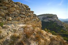 Печерний комплекс Загайтанськой скелі з Каламіти