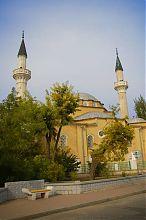 Минареты мечети Джума Джами