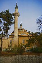 Західний фасад євпаторійської мечеті Джума Джамі