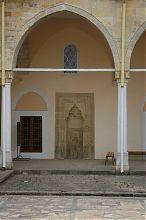 Ниша притвора евпаторийской мечети Джума Джами