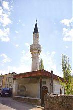 Мечеть Тахтали-Джамі в Бахчисараї