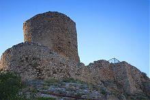 Северная башня балаклавской крепости Чембало