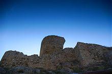 Северная оборонная стена крепости Чембало в Балаклаве