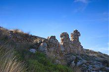 Руїни кріпосних споруд Чембало в Балаклаві