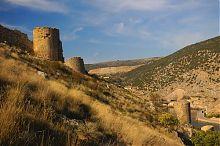 Балаклавская крепость Чембало