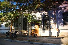 Центральный фасад бывшей балаклавской водолечебницы К.С. Гинали