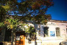 Здание бывшей балаклавской водолечебницы К.С. Гинали Балаклави
