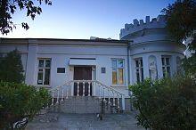 Колишня будівля балаклавської дачі Мерецької