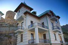 Северный угол дома Михайли в Балаклаве