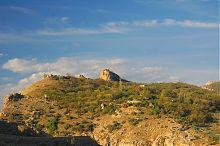Північний схил балаклавської скелі Митіліно