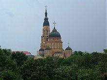 Благовещенский кафедральный собор в Харькове