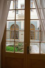 Восточный дворик дворца в Ливадии