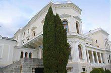 Южный эркер дворца в Ливадии