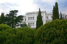 Світський корпус Лівадійського палацу