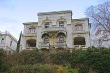 Восточный фасад дворца Фредерикса Ливадийского дворцового комплекса