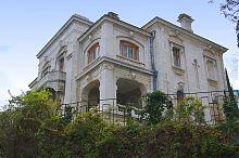 Северный фасад дворца Фредерикса Ливадийского дворцового комплекса