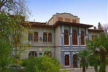 Дворец Раевских в имении Карасан