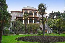 Южный фасад дворца Раевских в имении Карасан