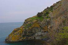 Східний схил мису Плака в селищі Утьос