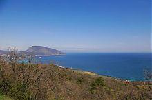 Гора Аю-Даг (со стороны Гурзуфа)