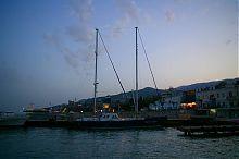 Пристань ялтинской набережной