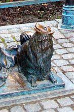Собака дами з твору А.П. Чехова