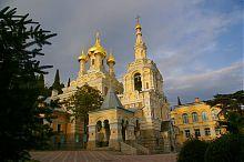 Собор Олександра Невського в Ялті