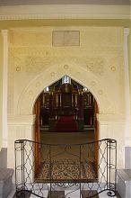 Центральный вход Большой кафедральной кенасы Евпатории