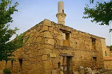 Мечеть Шукурулла-ефенді (південно-західний кут)