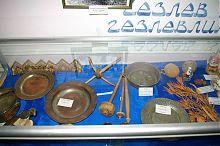 """Предмети вжитку кримськотатарського етнографічного музею в євпаторійському центрі """"Текіє дервіш"""""""