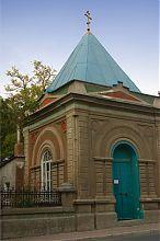 Часовня евпаторийского Николаевского собора